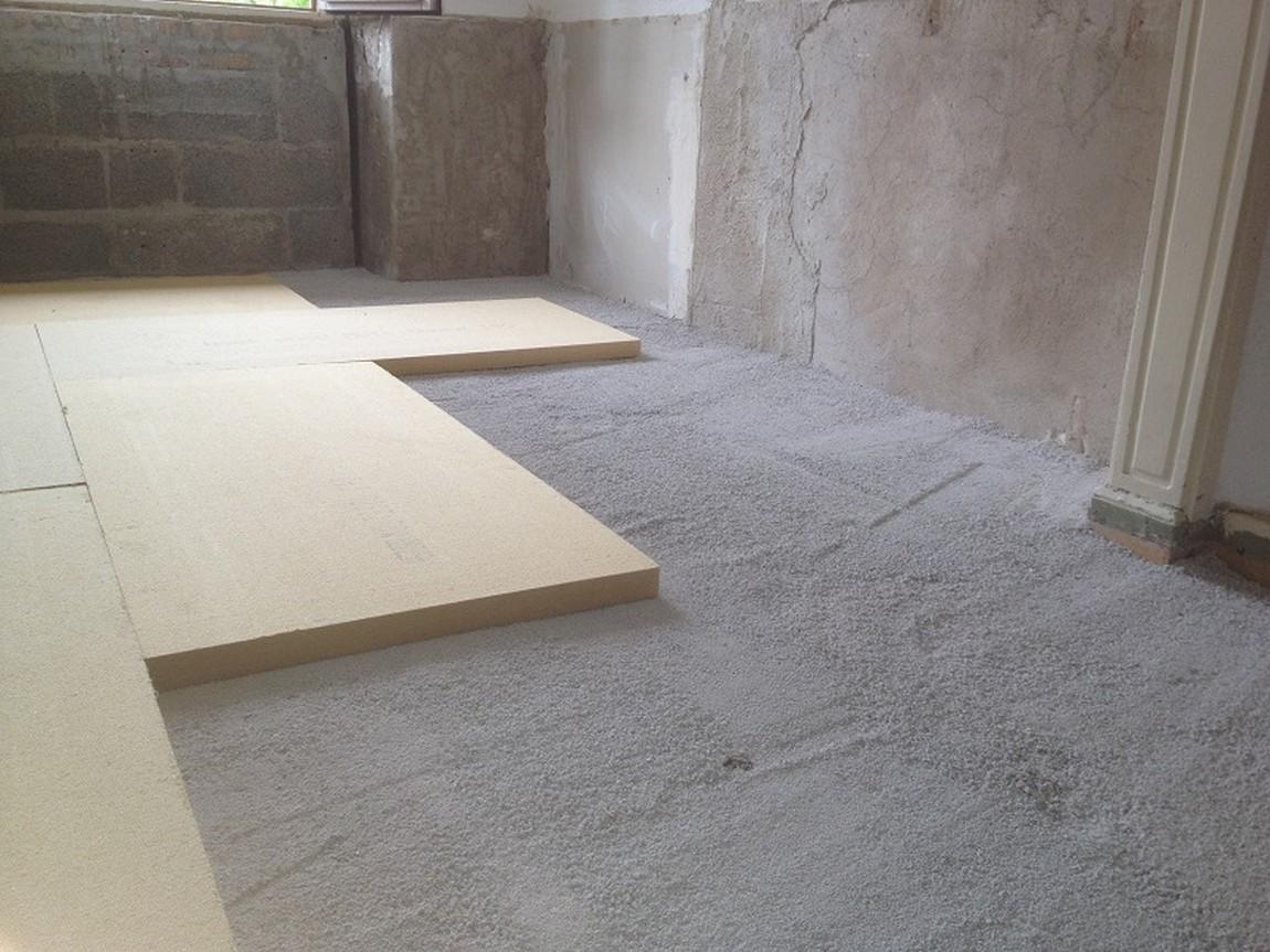 isolation des planchers - bianucci matériaux - Materiaux Pour Salle De Bain